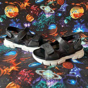 Roberto Cavalli Sandals 'Black' Mens 12